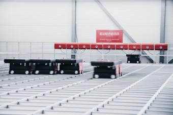 Autostore mit mehreren Robotern