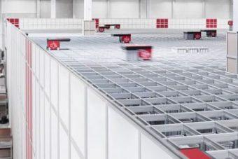 Element Logic AutoStore Anlage